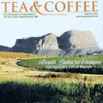 "Tea & Coffee Magazine releases outstanding story about Brazil's Specialty Coffee engagement by ""Maya Walengreen"""