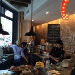 It's already Summer in the City! – The NY Coffee Shop Scenario