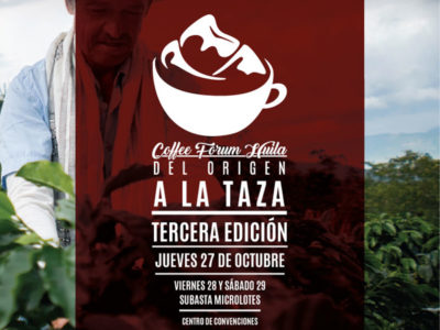 Invitation: Mild Coffee  Company's A LA TAZA  micro-lot contest