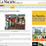 A LA TAZA contest in Huila makes it to the news.